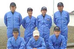 雲仙しまばら豚:生産農場・宮崎養豚場のスタッフ